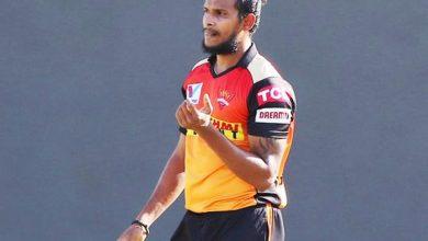 Photo of IPL 2021: SRH को झटका, चोट के कारण यह खिलाड़ी मौजूदा सीजन से बाहर