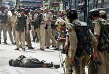Photo of जम्मू-कश्मीर: पुलिस मुठभेड़ में मारा गया दुकानदार की हत्या करने जा रहा आतंकी
