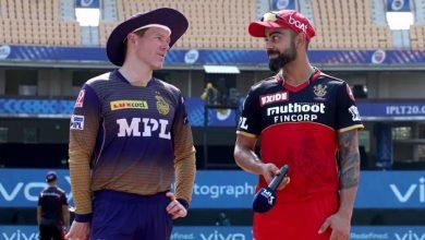 Photo of IPL 2021: केकेआर और आरसीबी का मैच स्थगित, ये दो खिलाड़ी पाए गए कोविड पॉजिटिव