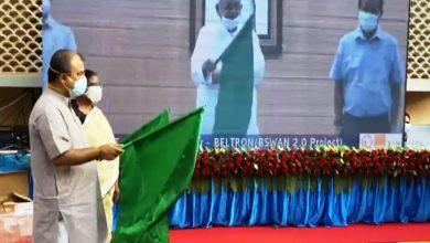 Photo of RT-PCR वैन को हरी झंडी दिखाकर सीएम नीतीश कुमार ने किया रवाना, ग्रामीण इलाकों में होगी कोरोना जांच