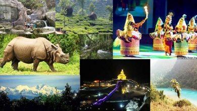 Photo of प्रकृति की खूबसूरती को करीब से देखना चाहते हैं तो जरूर जाएं पूर्वोत्तर भारत