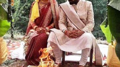 Photo of यामी गौतम ने आदित्य धर संग किया विवाह, देखें इस खूबसूरत कपल की शादी की Photos