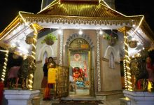 Photo of खुल गए मां नयना देवी मंदिर के कपाट, श्रद्धालुओं की संख्या अभी कम