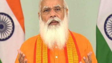 Photo of अंतराष्ट्रीय योग दिवस: पीएम मोदी बोले- नेगेटिविटी से क्रिएटिविटी का रास्ता दिखाता है योग