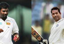 Photo of सचिन तेंदुलकर चुने गए सबसे महान टेस्ट बल्लेबाज व मुरलीधरन सबसे महान गेंदबाज