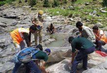 Photo of जम्मू-कश्मीर: बादल फटने से 5 लोगों की मौत, कई लापता