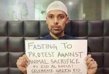 Photo of पश्चिम बंगाल: जानवरों की कुर्बानी के खिलाफ मुस्लिम शख्स ने रखा 72 घंटे का रोजा