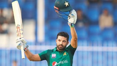 Photo of बल्लेबाजों की टी-20 रैंकिंग जारी, पाकिस्तान के इस खिलाड़ी ने बनाई टॉप टेन में जगह