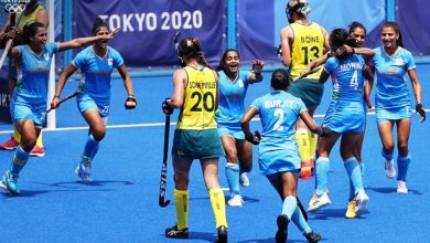 Photo of टोक्यो ओलंपिक: भारतीय महिला हॉकी टीम ने रचा इतिहास, 41 साल बाद पहुंची सेमीफाइनल में
