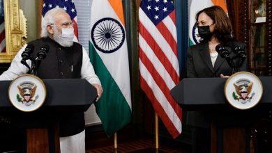 Photo of PM मोदी संग मुलाकात में कमला हैरिस ने उठाया आतंकवाद का मुद्दा, पाक को कड़ा संदेश