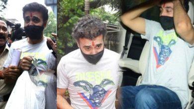 Photo of अश्लील वीडियो बनाने के आरोपी राज कुंद्रा जेल से रिहा, शिल्पा ने डाली स्टोरी