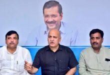 Photo of उप्र में AAP सरकार बनी तो 300 यूनिट बिजली मुफ्त: मनीष सिसोदिया