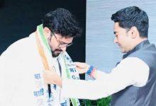 Photo of पश्चिम बंगाल: BJP को बड़ा झटका, पूर्व केंद्रीय मंत्री बाबुल सुप्रियो TMC में शामिल