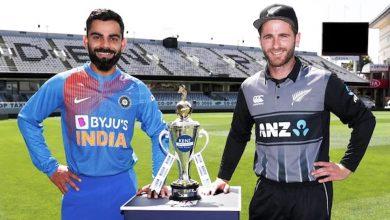 Photo of टी-20 विश्व कप के बाद टीम इंडिया का न्यूजीलैंड दौरा स्थगित, जानिए कारण