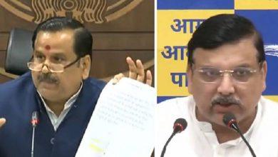 Photo of AAP नेता संजय सिंह को अदालत का नोटिस, बेबुनियाद आरोपों पर दायर हुआ है मानहानि केस