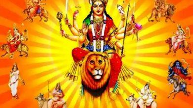 Photo of इस वर्ष 8 दिन की है शारदीय नवरात्रि, जानिए कब है अष्टमी, नवमी व दशमी