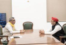 Photo of उप्र विस चुनाव: सपा-सुभासपा का गठबंधन तय, ट्वीट कर दी जानकारी