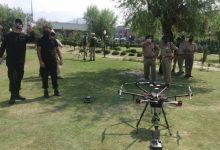Photo of जम्मू-कश्मीर: आतंकियों की होगी हवाई निगरानी, ड्रोन का किया परीक्षण
