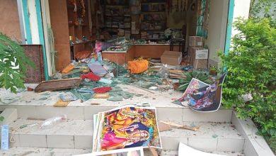 Photo of बांग्लादेश: अब इस्कॉन मंदिर पर हमला, तोड़फोड़ के बाद लगाई आग