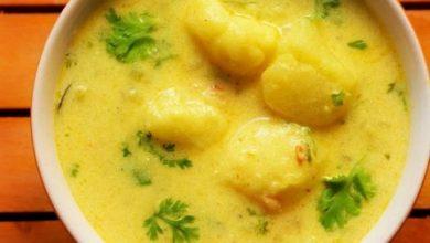 Photo of नवरात्र स्पेशल: बिना प्याज-लहसुन के बनाएं दही के आलू, सब कह उठेंगे वाह!
