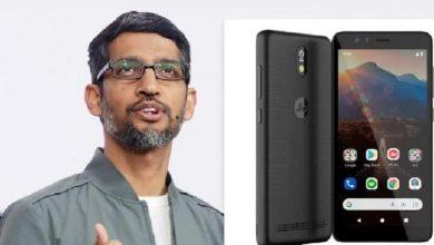 Photo of Google के CEO सुंदर पिचाई ने कहा- दिवाली पर लॉन्च होगा Jio Phone Next