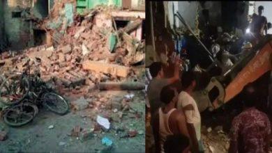 Photo of जौनपुर: अचानक गिरा कच्चा मकान, पांच लोगों की मौत; छह गंभीर