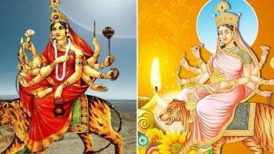 Photo of शारदीय नवरात्रि: तृतीया और चतुर्थी का संयोग कल, जानें पूजा-विधि व शुभ मुहूर्त