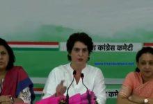 Photo of उप्र विस चुनाव: प्रियंका गांधी की घोषणा- महिलाओं को देंगे 40% टिकट