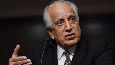 Photo of काबुल: अमेरिकी दूत खलीलजाद का इस्तीफा, पूर्व सरकार को कमजोर करने का आरोप